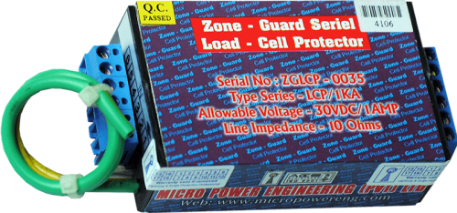 Load cell surge protector <br> (6way or 4way)
