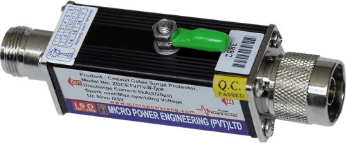 Coaxial Line surge protector <br> (N Type)